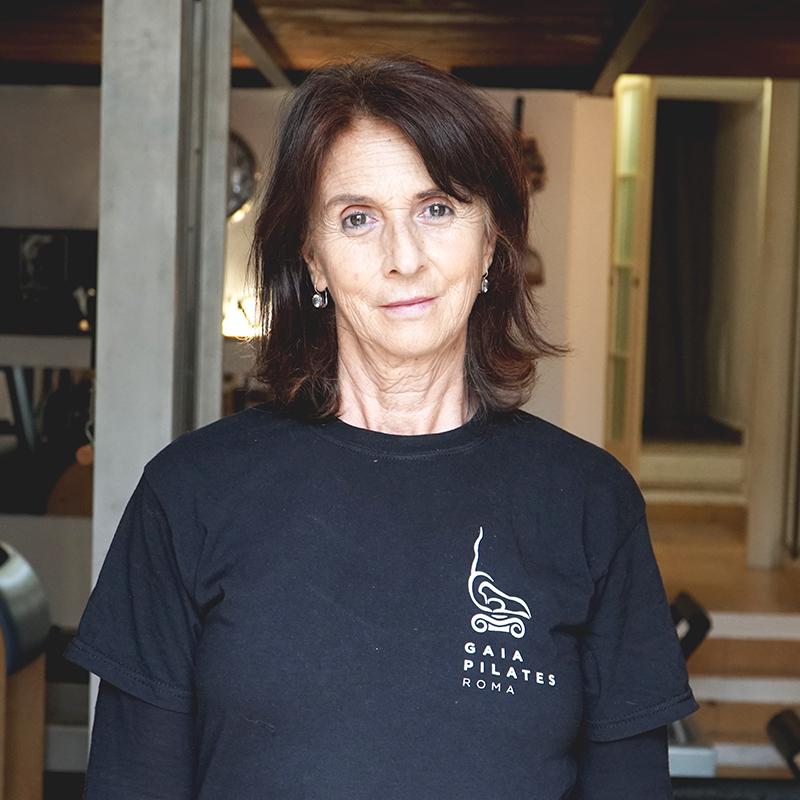 Gaia Faggiani Pilates Roma Trastevere