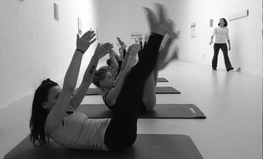 Mat Pilates Gaia Roma