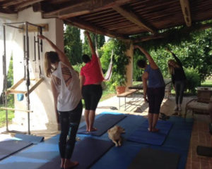 le pietre pilates retreat